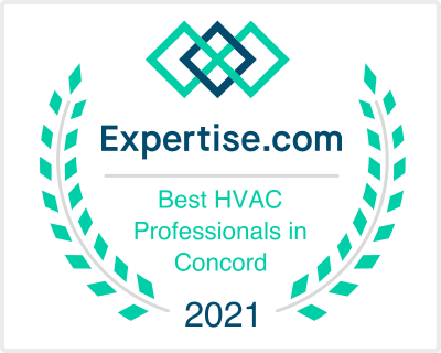 Expertise.com Best HVAC Professionals in Concord